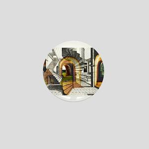 House of Dreams Mini Button