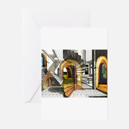 House of Dreams Greeting Cards (Pk of 10)
