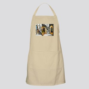 House of Dreams BBQ Apron