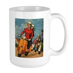 Scooters Are Cuter<br> Large Mug