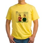 Adventure Scouts Yellow T-Shirt