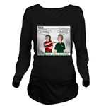 Adventure Scouts Long Sleeve Maternity T-Shirt