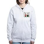 Adventure Scouts Women's Zip Hoodie