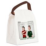 Adventure Scouts Canvas Lunch Bag