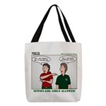 Adventure Scouts Polyester Tote Bag