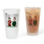 Adventure Scouts Drinking Glass