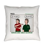 Adventure Scouts Everyday Pillow