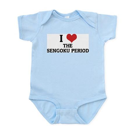 I Love The Sengoku Period Infant Creeper