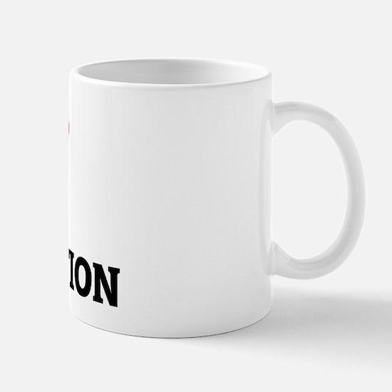 I Love The Reformation Mug