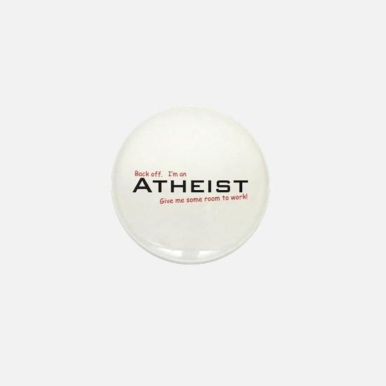 I'm an Atheist Mini Button