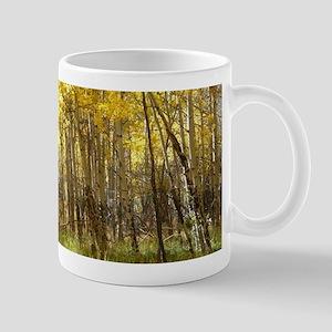 Golden Aspen Mugs