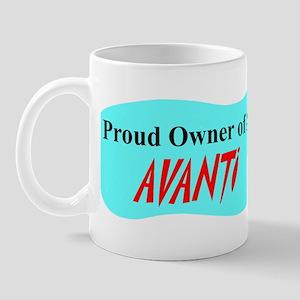 """""""Proud Avanti Owner"""" Mug"""