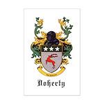 Doherty Coat of Arms Mini Poster Print