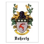 Doherty Coat of Arms Small Poster