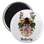 """Doherty Coat of Arms 2.25"""" Magnet (10 pack)"""
