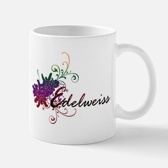 Cute Edelweiss Mug