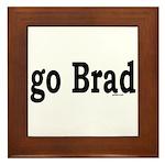 go Brad Framed Tile