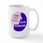 Cutting Edge Large Mug
