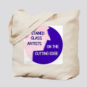 Cutting Edge Tote Bag