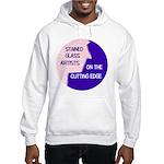 Cutting Edge Hooded Sweatshirt