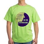 Cutting Edge Green T-Shirt