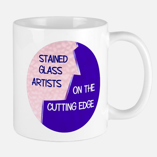 Cutting Edge Mug