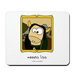 Moona Lisa Mousepad