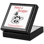 Feed a Blogger Keepsake Box