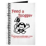 Feed a Blogger Journal