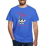 Feed a Blogger Dark T-Shirt
