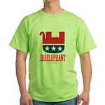 Irrelephant Green T-Shirt