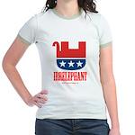 Irrelephant Jr. Ringer T-Shirt