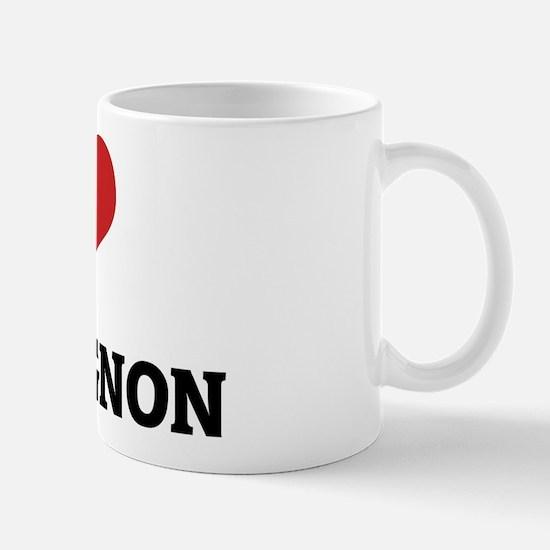 I Love Cro-Magnon Mug