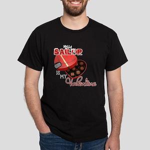 Valentine (Sailor) Dark T-Shirt