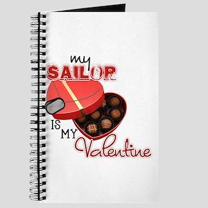 Valentine (Sailor) Journal