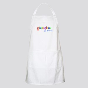 gluten-free, yep that's me! BBQ Apron