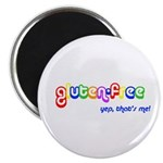 gluten-free, yep that's me! Magnet