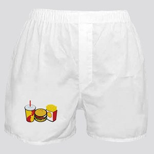 Fast Food Boxer Shorts