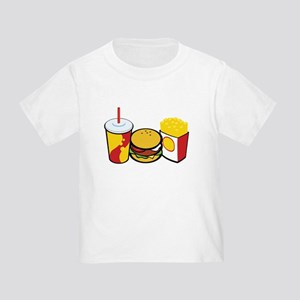 Fast Food Toddler T-Shirt