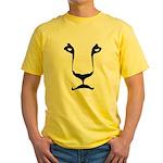 Pride (Black) Yellow T-Shirt