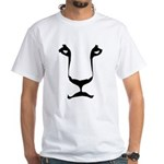 Pride (Black) White T-Shirt