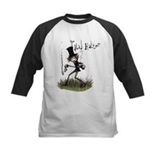 The Mad Hatter Kids Baseball Jersey