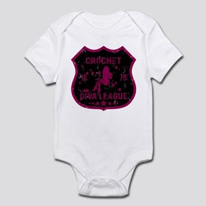 Crochet Diva League Infant Bodysuit