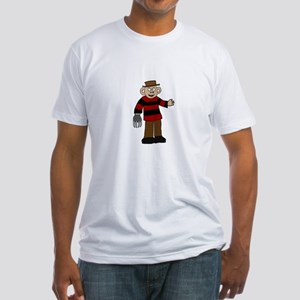 Freddie Monkey Fitted T-Shirt