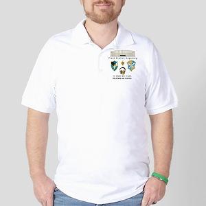Field Station Augsburg Golf Shirt