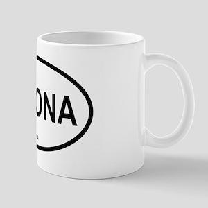 Sedona Oval Mug