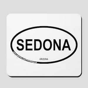 Sedona Oval Mousepad