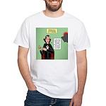 Dracula Spokesperson Men's Classic T-Shirts