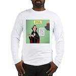 Dracula Spokesperson Long Sleeve T-Shirt