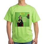 Dracula Spokesperson Green T-Shirt